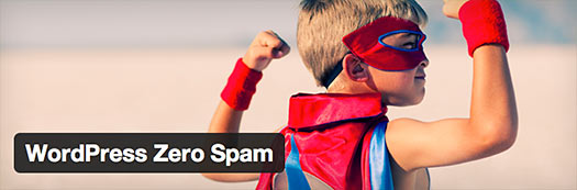 wordpress zero spam filter plugin