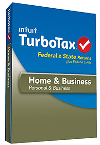 turbotax home business coupon